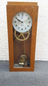 The master clock as found on eBay.